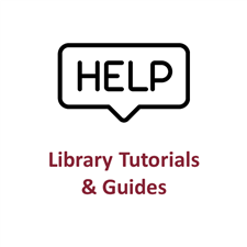 Library Tutorials & Guides