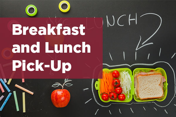 Breakfast and Lunch Pick up Locations