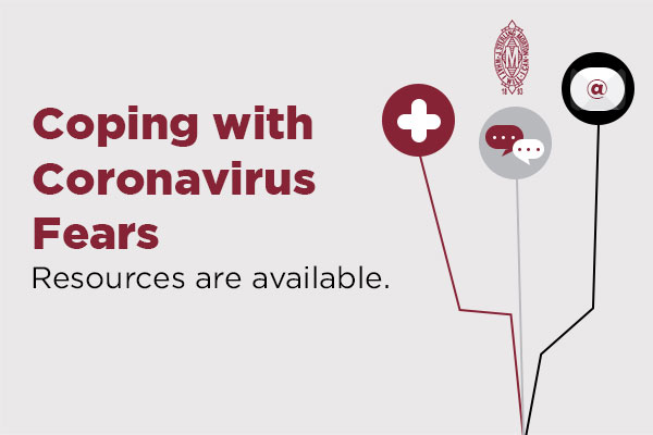 Coping with Coronavirus Fears