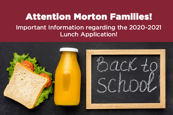 2020-2021 Lunch Application