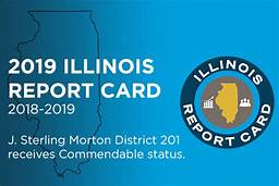 Morton receives Commendable status on 2019 Illinois Report Card